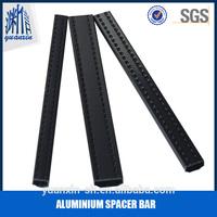 bendable aluminium spacer for insulating glass