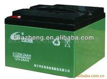 12V 24ah lead acid battery/Electric Vehicle Battery