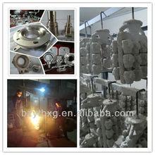 iron steel metals investment casting parts OEM manufacture