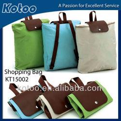2015 600D Foldable shopping bag for women bag