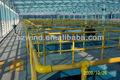 química resistente fibra de vidro do corrimão