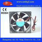 80*80*25mm PBT plastic fan 12v/24v/48v dc fan