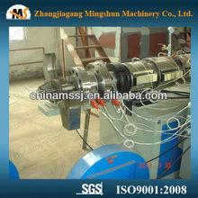 Plastic granule raw material machine / Plastic recycling pelletizing machine / rigid PVC granulating line