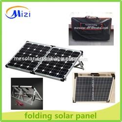 Compare Portable folding solar panel 80W for camping,panel solar