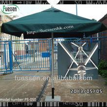 Starbucks advertising aluminum umbrella FS-050