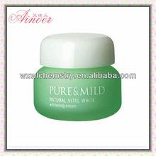 Pure & Mild natural vital whitening cream