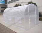 Tansparent PVC Tunnel Greenhouse 4.5x1.9m