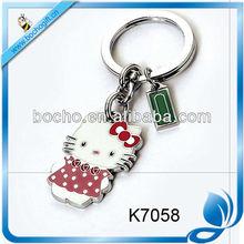 metal key chain for girls