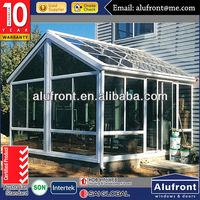 Aluminum Glass Sunroom