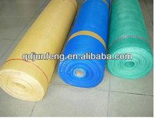 C-Glass silicone coated strengthening fiberglass mesh