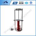 Se-2 amostra extrusora/máquina de descascamento