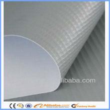 PVC Blockout Glossy/Matte Flex Banner Grey/Black Back/Liner