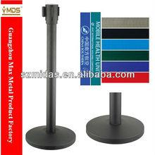 gz ماكس lg-c4 5m مسحوق أسود مصقول الفولاذ المقاوم للصدأ حزام قابل مسماك