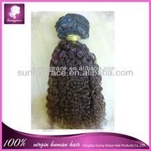 Cheap Brazilian hair weave bundles afro kinky hair extensions Brazilian weaves China wholesale