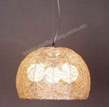 2013 decorative shell modern aluminum pendant lamp MD11090-3