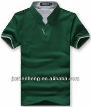 2013 lastest 100% original mens plain polo summer tshirts