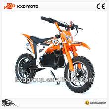 500W 24V electric mini dirt bike