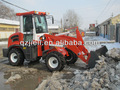 Zl15f mini-tractor com carregador frontal