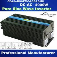 2P air-condition Inverter 4000w pure sine wave