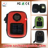 Solar speaker bag with charger for samsun i3 iPhone 5 etc all deives