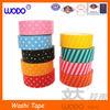 Custom printed washi tape, washi paper tape