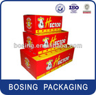 Paper Fried Chicken Box, fast food packaging