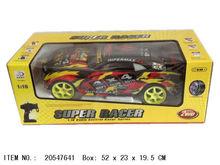 1:10 4CH PVC RC CAR(2WD)