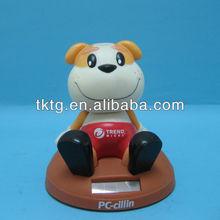 Plastic Solar toy for car decoration