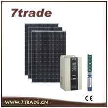 Agricultural 45KW solar pumping system