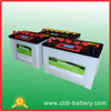 CBB China-made 55D26R-N50Z 12V60AH dry charge battery Automotive dry charge battey sealed lead acid car battery