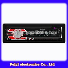 High quality universal 1 din car audio dvd player usb sd