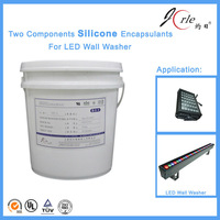 LED5205 black silicone led encapsulation