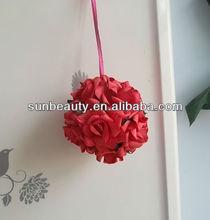 elegant cheap artificial poinsettia flower