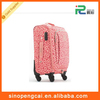 New spinner wheels trolley travel luggage bag