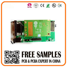 Low price gps module with 35um copper thickness pcb board