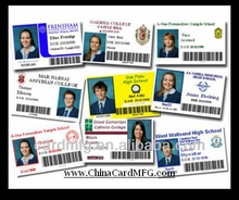 Plastic Photo Barcode ID Card Printer