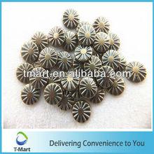 flower Metal Studs for nail art