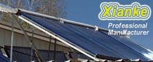 solar hot water heater soar collector for villa