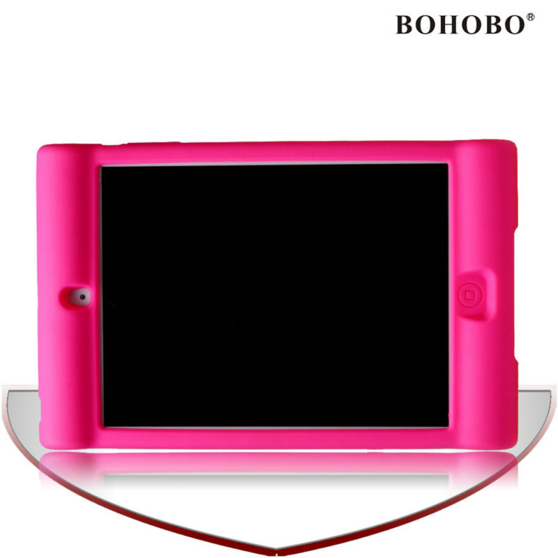 Protective silicone case for ipad