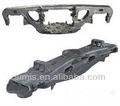 Ferrocarril wagon marco lateral y reforzar / flatwagon / bogie