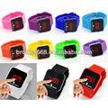 Novo!!! 2014 novo design baratos tela de toque digital led relógios, relógios fabricante& fornecedor& exportador