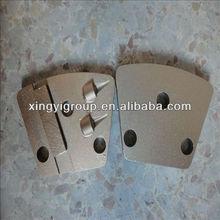 PCD coating treatment polishing tools