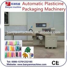 YB-2000 CE 220pcs per minutes Automatic Hardware Pillow Packing Machine