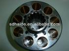 kawasaki K3V112DT hydraulic pump spare parts , k3v112dt cylinder block