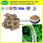 Pure 5% Triterpene glycosides cimicifuga racemosa extract