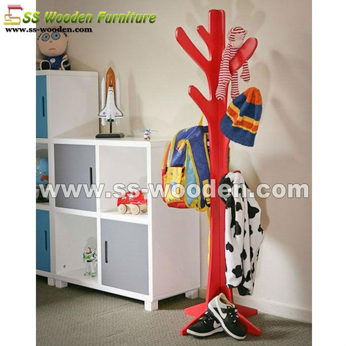 Muebles MDF perchas soporte para los niños TH1204040APercheros
