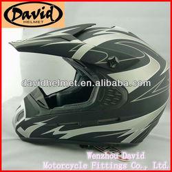 David motocross helmet with dot standard D600