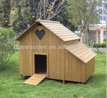 Solid Wooden Chicken Coop
