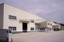 prefabricated light steel structure milk plant