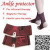 New design Elastic nano-tech ankle pads
